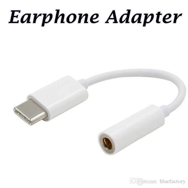 Android earbuds adapter - type c earphone adapter