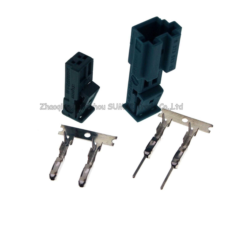Good quality Auto connector,Car Speaker plug,Auto stereo plug,Car electric connector for BMW X1 X5 car ect