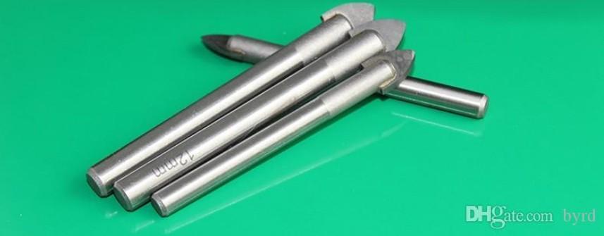 set vendita calda dure della lega diamantati acciaio vetro piastrelle di ceramica punte foro apri 3-12mm hans10001