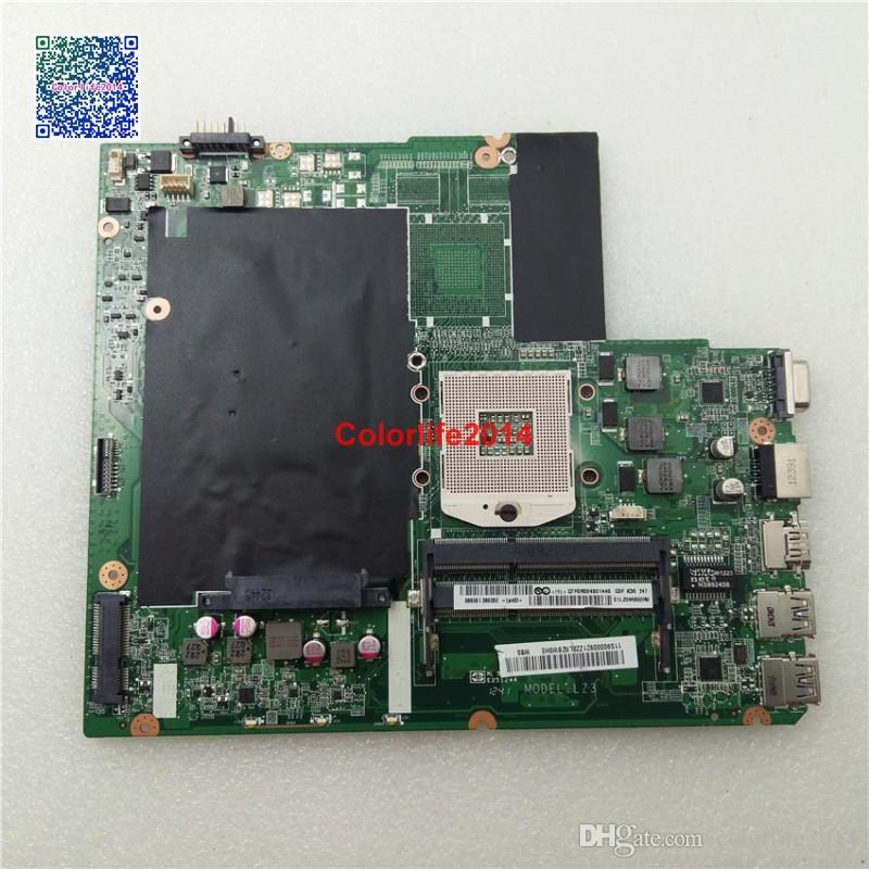 DA0LZ3MB6G0 90000921 For Lenovo Z580 Motherboard Minboard without Graphics Card fully tested & working perfect