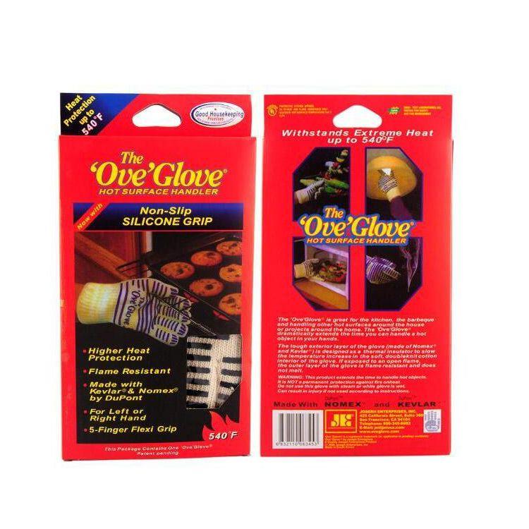 2017 chirstmas Qualité l'Ove Glove Four à micro-ondes Gant 540 F Résistant À La Chaleur Résistant À La Chaleur Preuve À La Chaleur Four Gant Gant Surface Chaude Handler