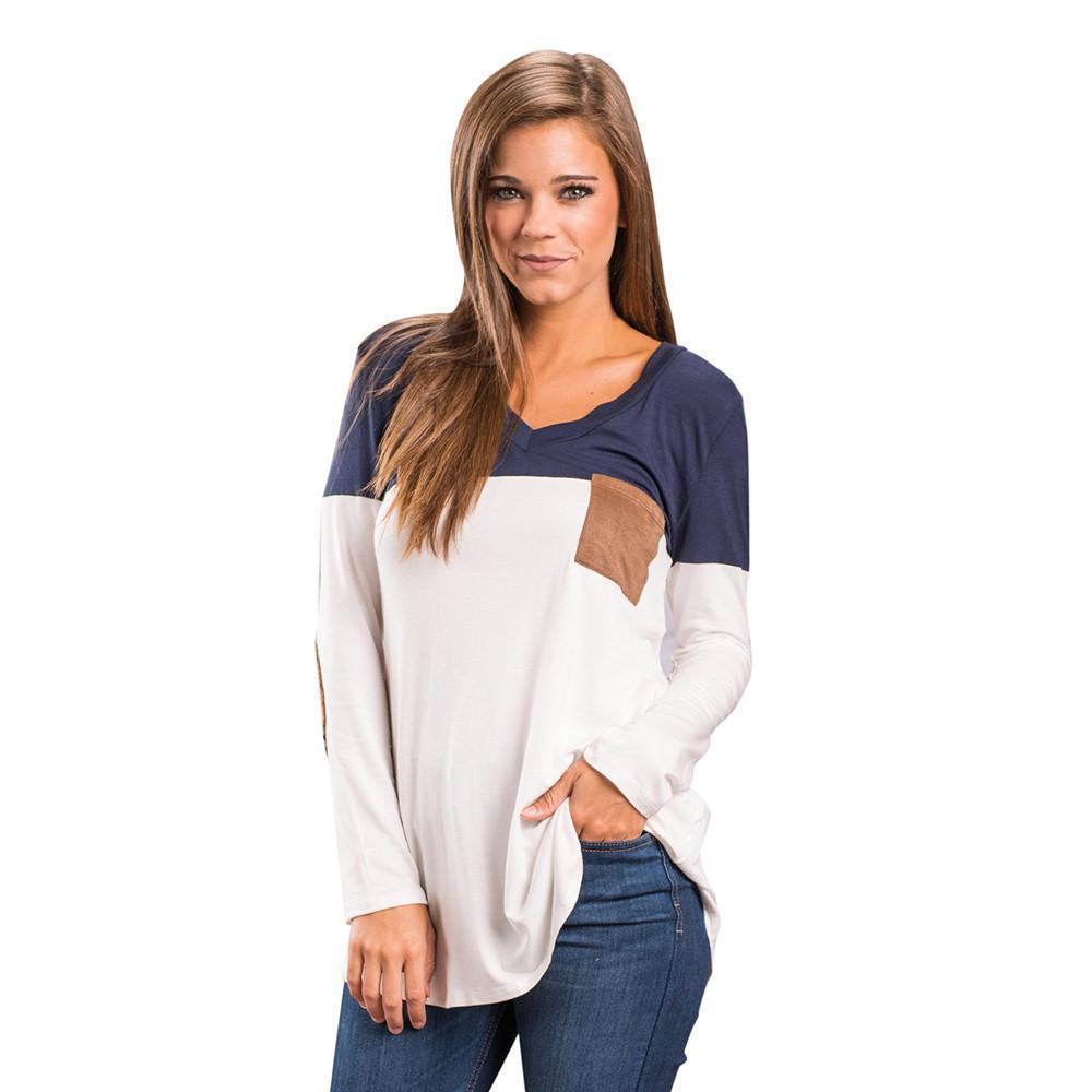 2017 2017 Spring Fashion Long Sleeve Blouse Women Tops Shirt Women ...