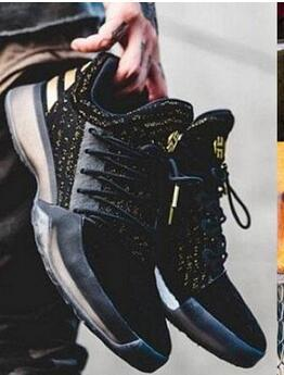e3f46ca93f1 Latest James Harden Vol.1 Black History Month White Orange Gold Men s  Basketball Shoes Harden Vol.1 Low BHM Boys Grade School Sneakers
