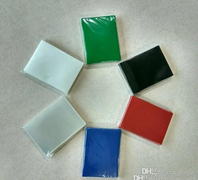 65*91mm poke Magic Card Sleeves Deck Protector /pack High quality
