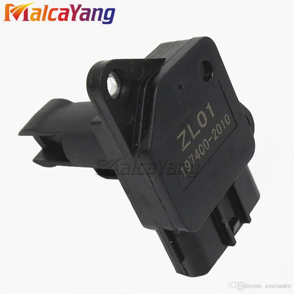 MAF Mass Air Flow Sensor Meter ZL01-13-215 197400-2010 for Mazda 3 5 6 MX-5 Miata Protege RX-8 2.0L 2.3L 3.0L