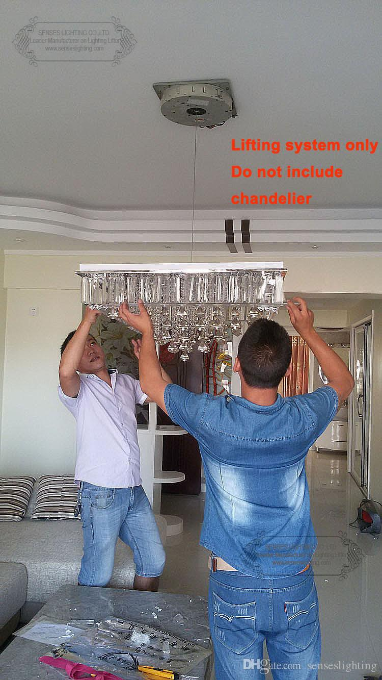 Auto remote controlled crystal chandelier hoistchandelier winch auto remote controlled crystal chandelier hoistchandelier winch chandelier lowing system ddj50 8m chandelier lift lighting lifer chandelier winch online mozeypictures Gallery