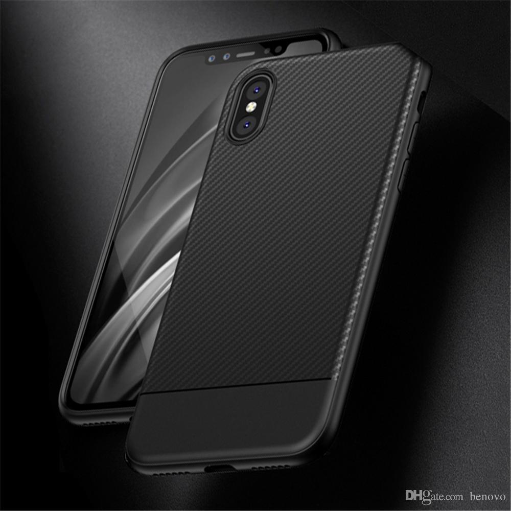 custodia carbon iphone x
