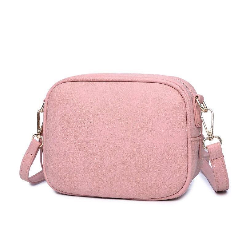 1be992f96e5e New Arrive Mini Nubuck Leather Women Crossbody Bag Fashion Spring ...