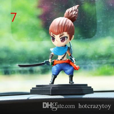 hot sale Game peripherals do game masterpiece medium car decoration doll toys wholesale