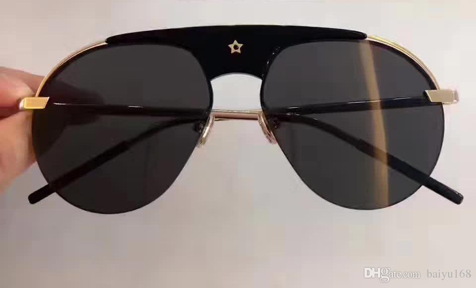 3f334cdcbd 2017 Women Black Sunglasses Oversized Designer Sunglasses Brand New in Box  COOL SUNGLASSES Tom Sunglasses Jimmy SUNGLASSES Online with  62.28 Piece on  ...