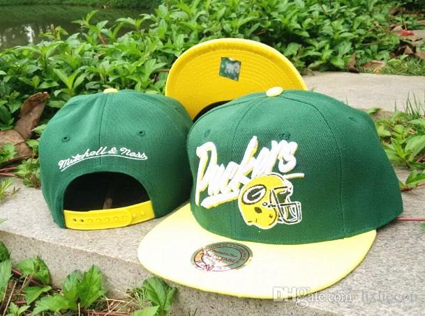 9281d32441a Retro Classic Snapback Hats Football Team Classic Cap Sport Embroidery Hip  Hop Football Cap Mens Womens Gorras Adjustable Snapbacks Custom Hat Caps  For Men ...