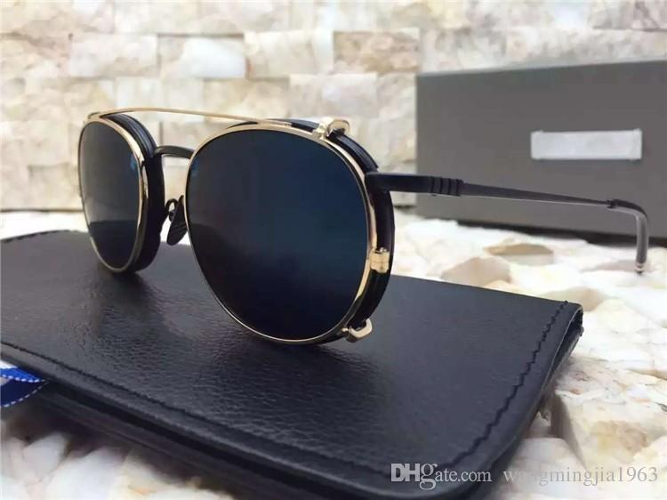 Óculos de sol Quadros TB-710 quadro prancha óculos de armação restaurar antigas formas oculos de grau homens e mulheres miopia armações de óculos