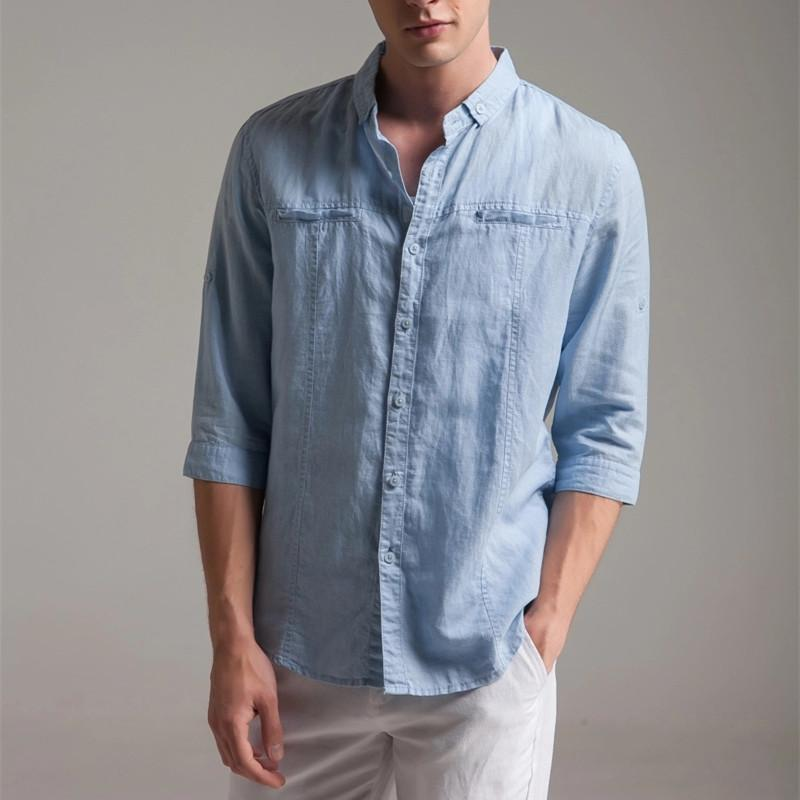 Free shipping and returns on Men's Linen Shirts at bonjournal.tk