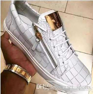 Men Women Casual Shoes Fashion Sneakers High Quality Italy