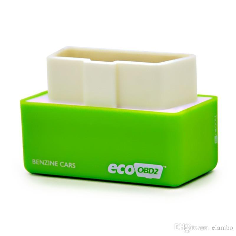 Dirija a caixa de ajustamento da microplaqueta da economia de EcoOBD2 para o preço de fábrica dos carros do BENZINE Caixa de ajustamento da microplaqueta do desempenho de NitroOBD2