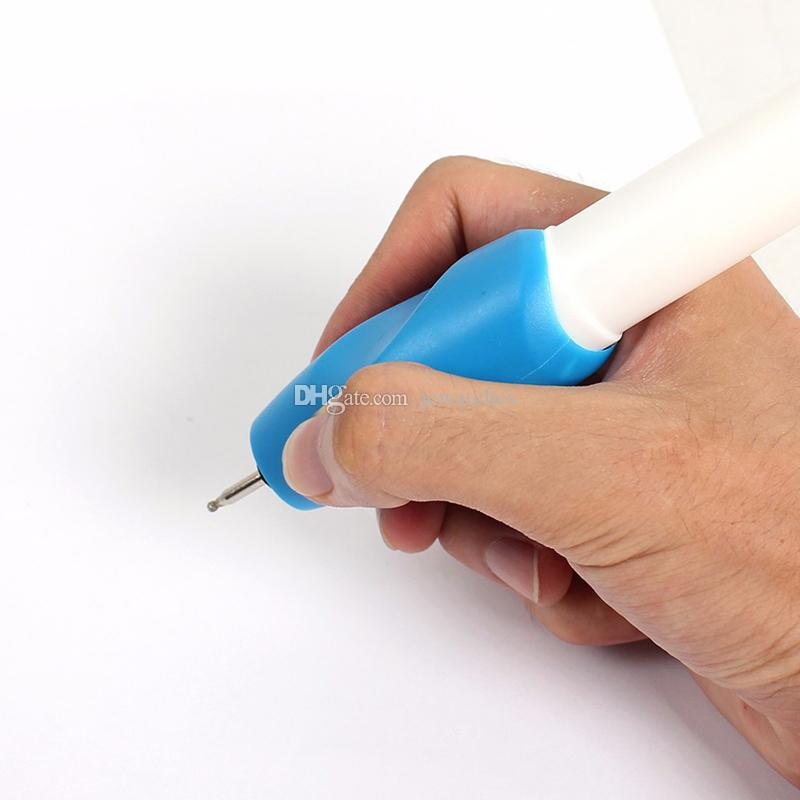 Electric Jewellery Metal Plastic Glass Wood Engraver Pen Carve Tool Educational Equipment Home Hand Tools