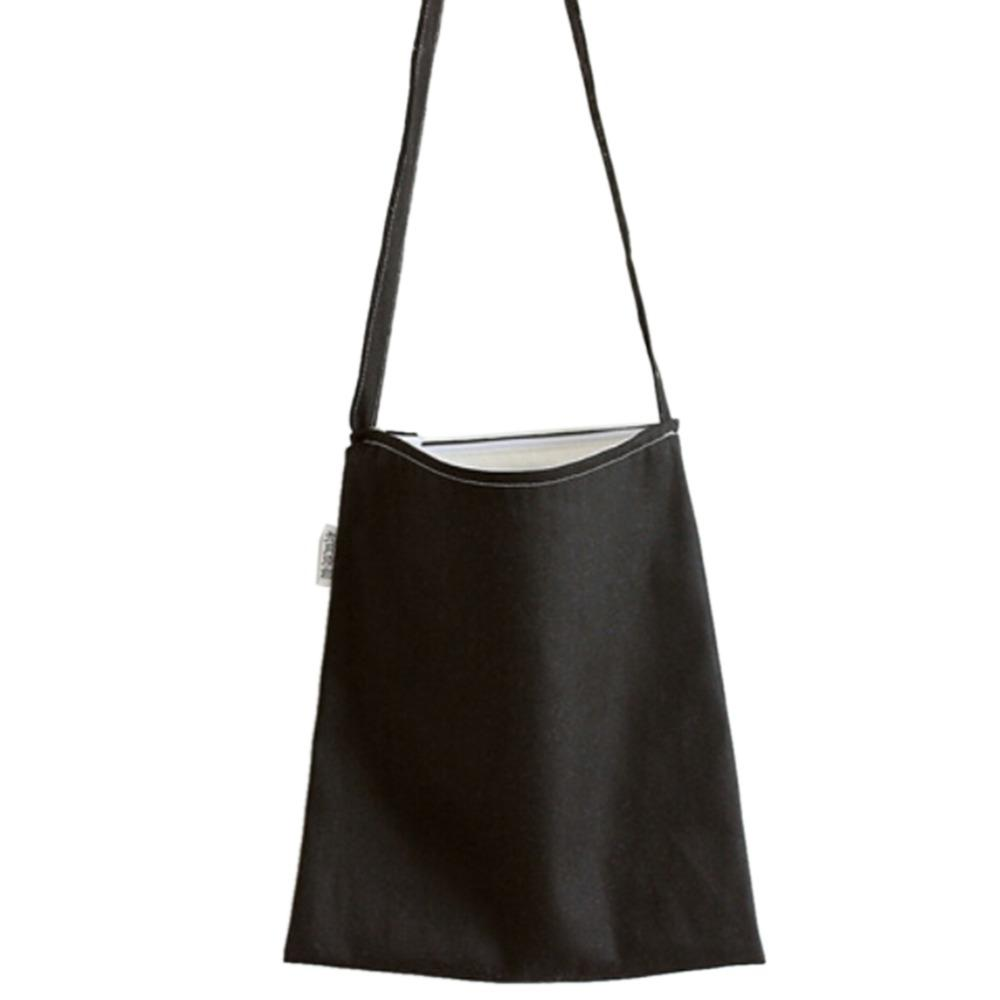 07e998e1f1 Wholesale Casual Canvas Shopping Tote Simple Design Shoulder Carrying Bag  Eco Reusable Bag Black Vintage Style Cloth Bag Handbags For Cheap Cotton  Shopping ...