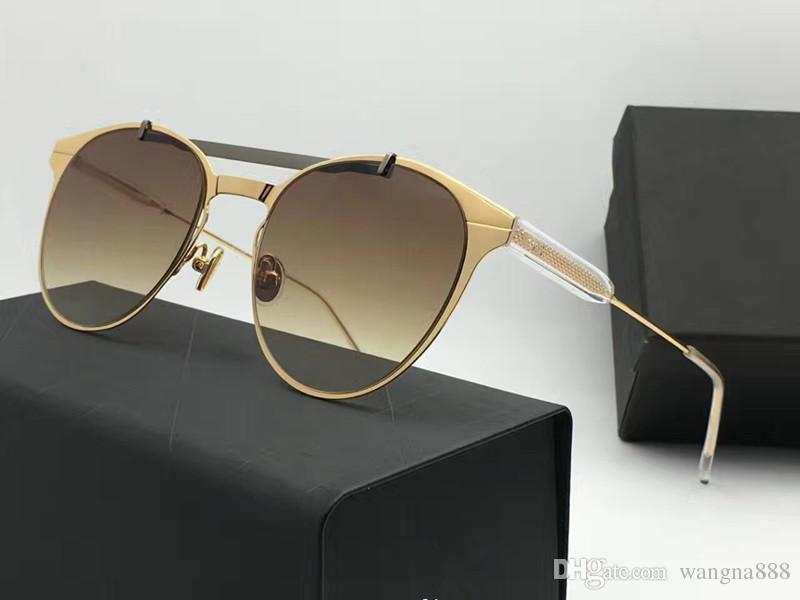484d3f0d573d MOTION1 Luxury Brand Sunglasses Summer Style Coating Mirror Lens Men  Designer Popular UV Protection Italian Designer Fashion Oval Designer  Reading Glasses ...