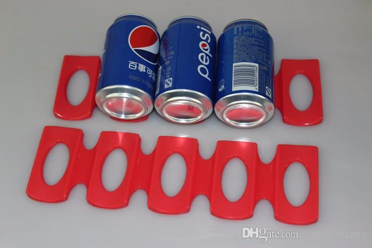 핫 판매 와인 병, 맥주 캔 주방 냉장고 스토리지 랙 냉장고 실리콘 맥주 패드 내각 냉장고 스토리지 랙 매트