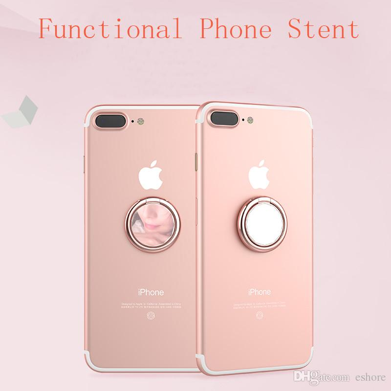 d92eff8f54f 2019 Luxury Stand Finger Mobile Phone Ring Stand Holder For Samsung IPhone  IPad Xiaomi All Smart Phone Hook Stent From Eshore