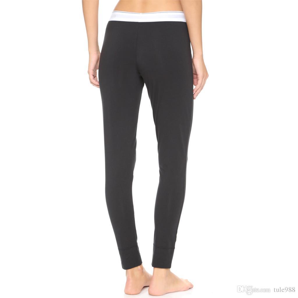 Pantaloni nuovi arrivi delle donne stampato Bellezza ginnastica di yoga delle ghette la donna sexy sottili elastici Sprots fitness Leggins Bodycon Matita Pantaloni