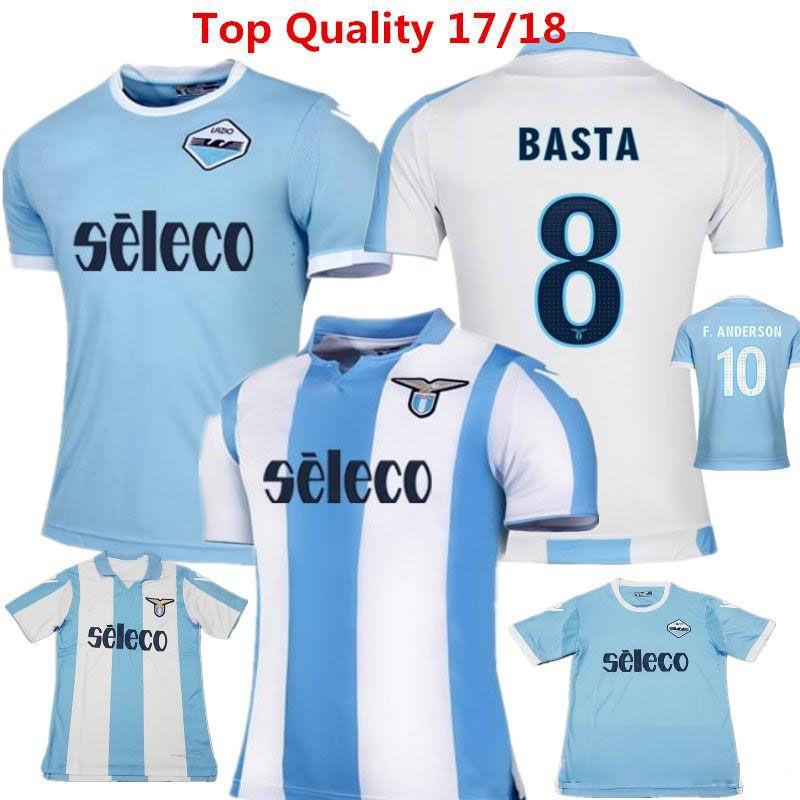 ad0c3d2fd ... best discount miroslav klose soccer jersey lazio calcio maglia away  black 17 18 candreva balde keita