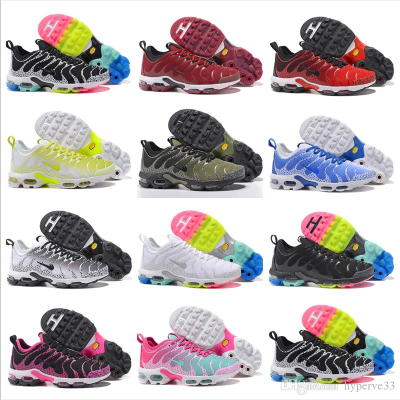 Free Shipping Air Cushion TN Plus Casual Shoes Men Women Cheap Lightweight Outdoor High Quality Training 2017 Running Shoes Size US 5.5=12 free shipping Inexpensive cheap price in China UQnFqaGVk