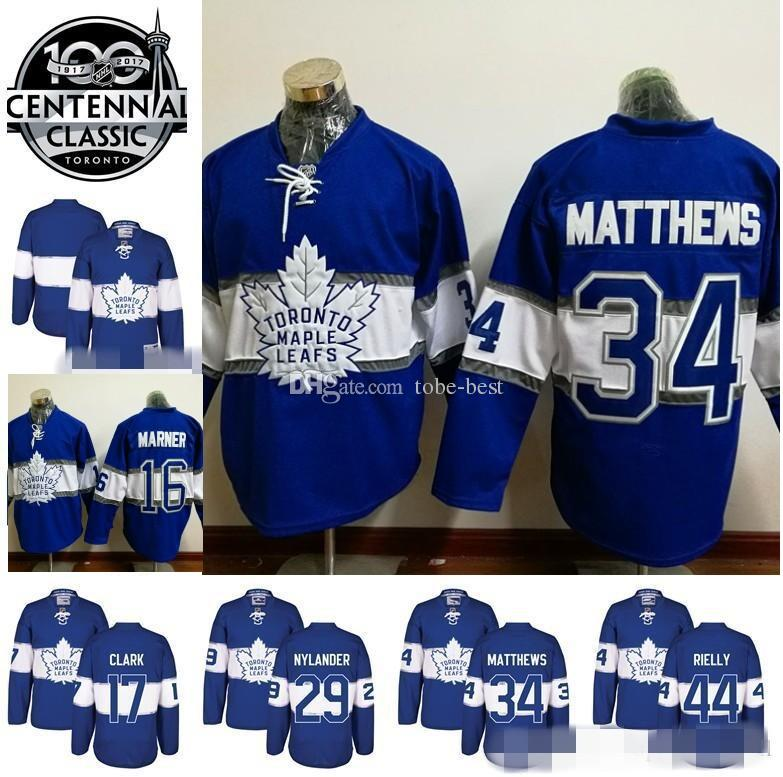 new style 7acfb 6b154 norway maple leafs 17 wendel clark royal centennial classic ...