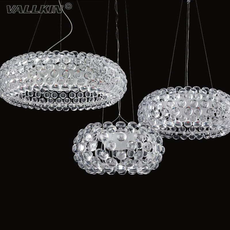 Vallkin Foscarini Caboche Pendant Lights Led Chandelier Lamp By