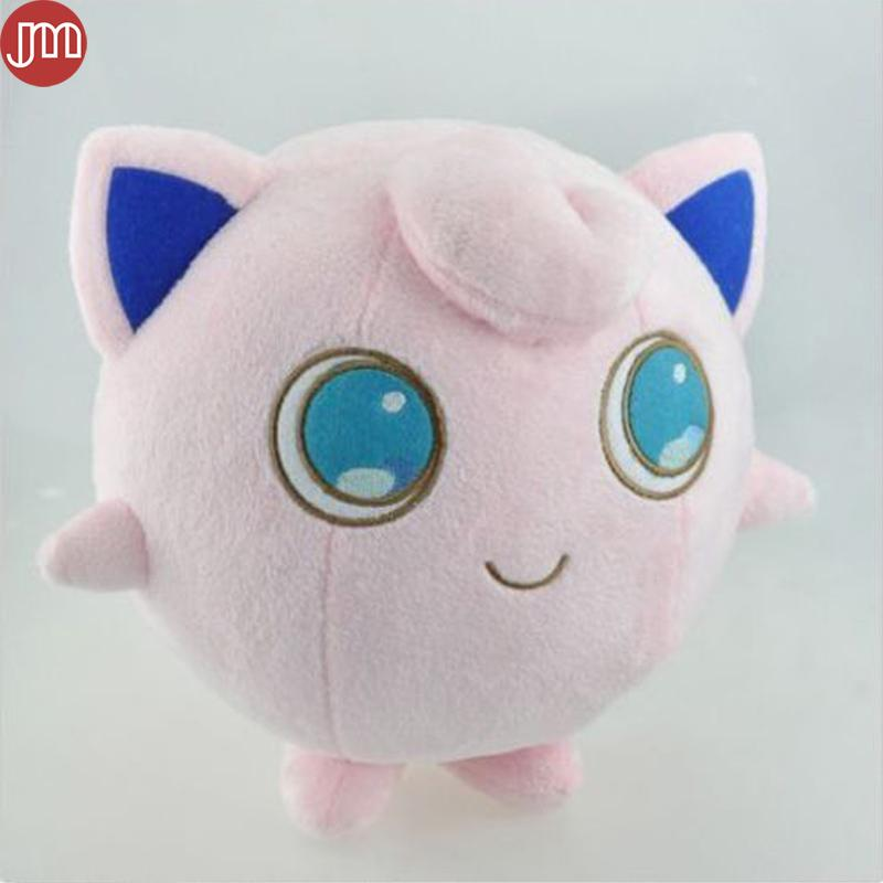 2019 New Jigglypuff Stuffed Soft Animal Plush Doll Kids Toys Approx 14cm  Free Tracking Code From Arielbaby f9b5a7087081