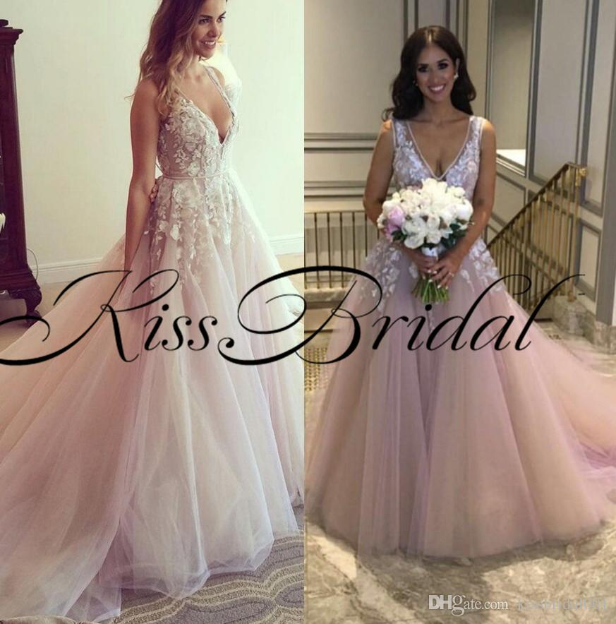 Blush Dress 2018