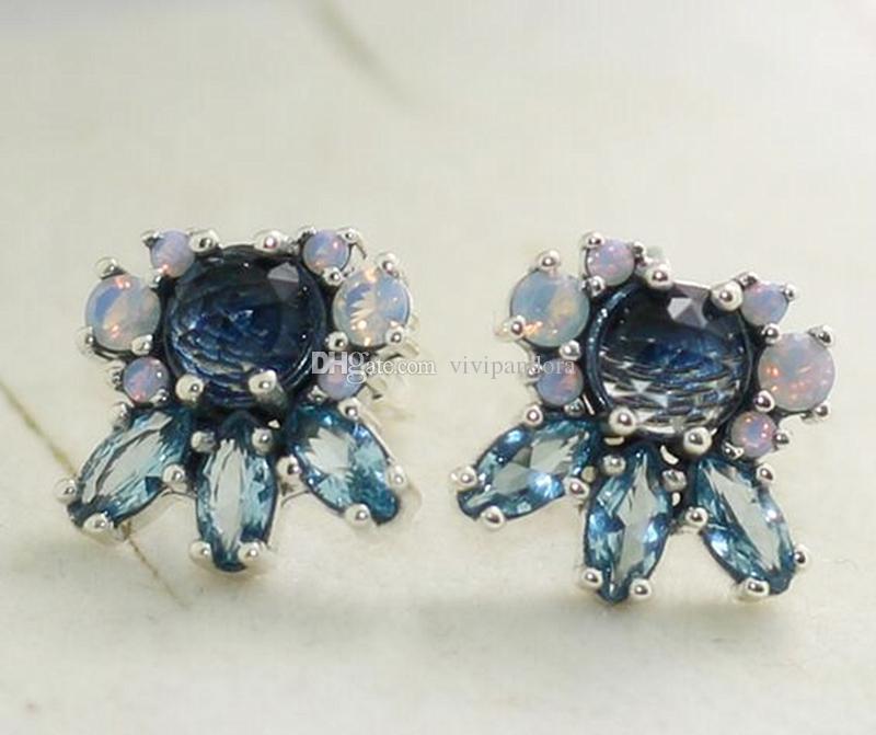 6418493de243 official pandora earrings 925 plata dc26d be6ca