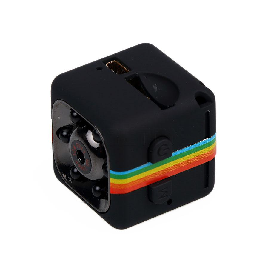 SQ11 Full HD 1080P Videocámara de visión nocturna Portátil Mini Micro Cámaras deportivas Grabadora de video Cam DV Camcorder no incluye tarjeta TF