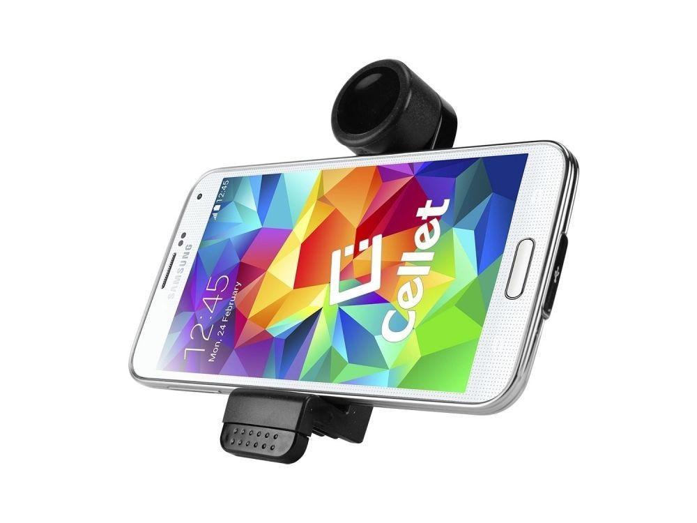 Support de support de téléphone portable GPS pour téléphone portable universel avec cadre à 360 degrés de rotation pour iPhone 6 Plus 5S téléphone intelligent avec emballage