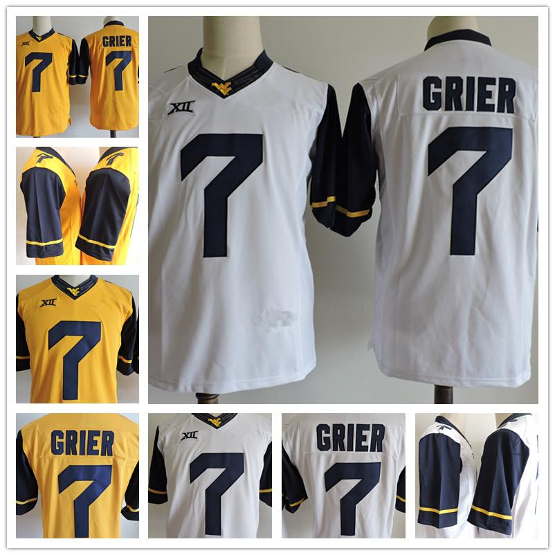promo code 27c5f ca653 promo code for ncaa jerseys west virginia mountaineers blank ...
