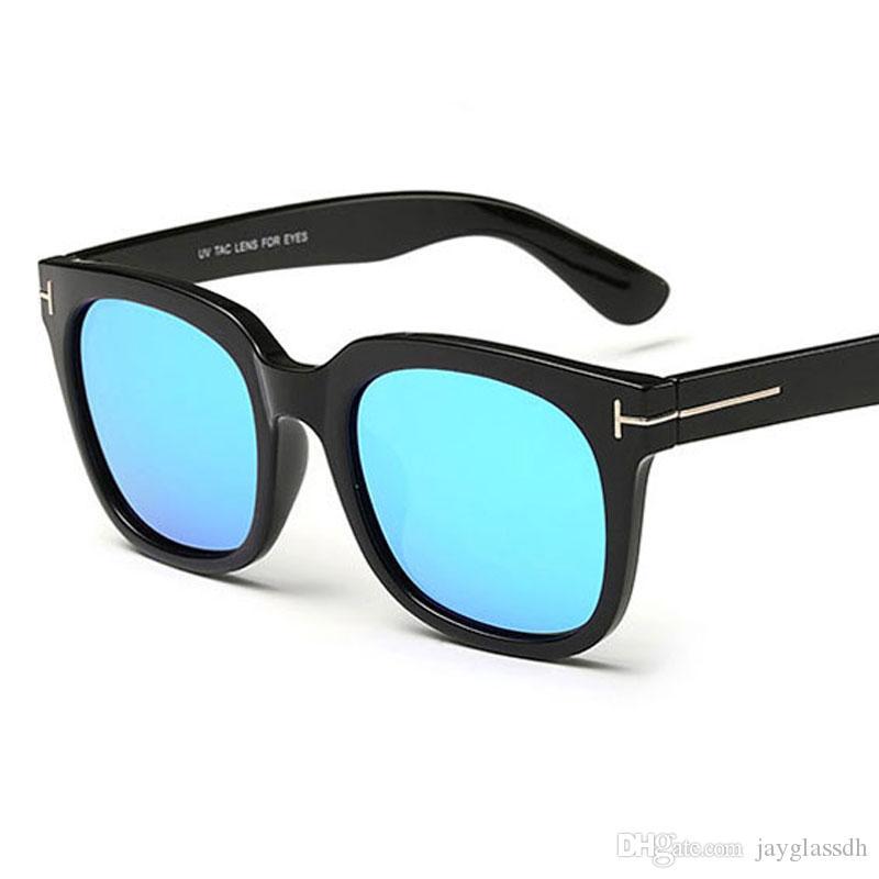 Compre Chegada Nova Moda Tr Quadrado Óculos De Sol De Luxo Designer De Marca  Do Vintage Das Mulheres Amante De Óculos De Sol Uv400 Shades Óculos De Sol  ... d3557d4c07