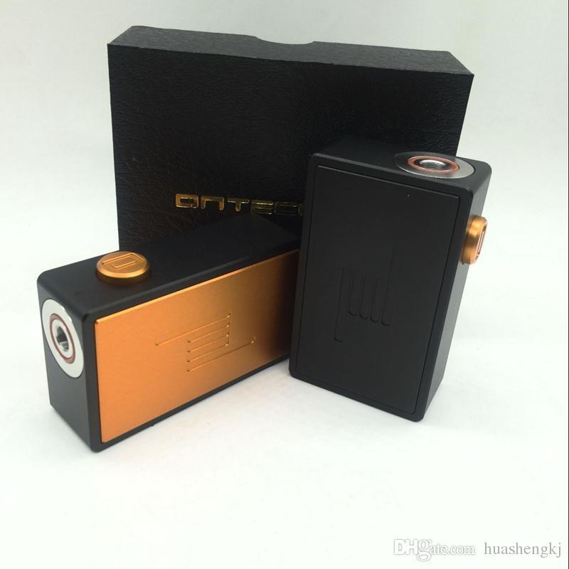 Новейшие Ontech RD BF Box Клон Смола нижняя коробка подачи мод Металл AL ICARS BF Box Mod Высокое качество Горячей продажи DHL бесплатно