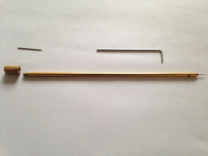 Piyano akordu aracı Çubuklarını bir satır satır sıra iğne Trigon özel iğne