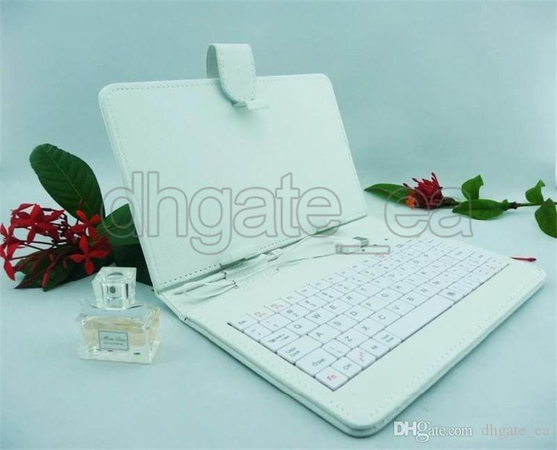Können Sie eine Tastatur an jedes Tablet anschließen