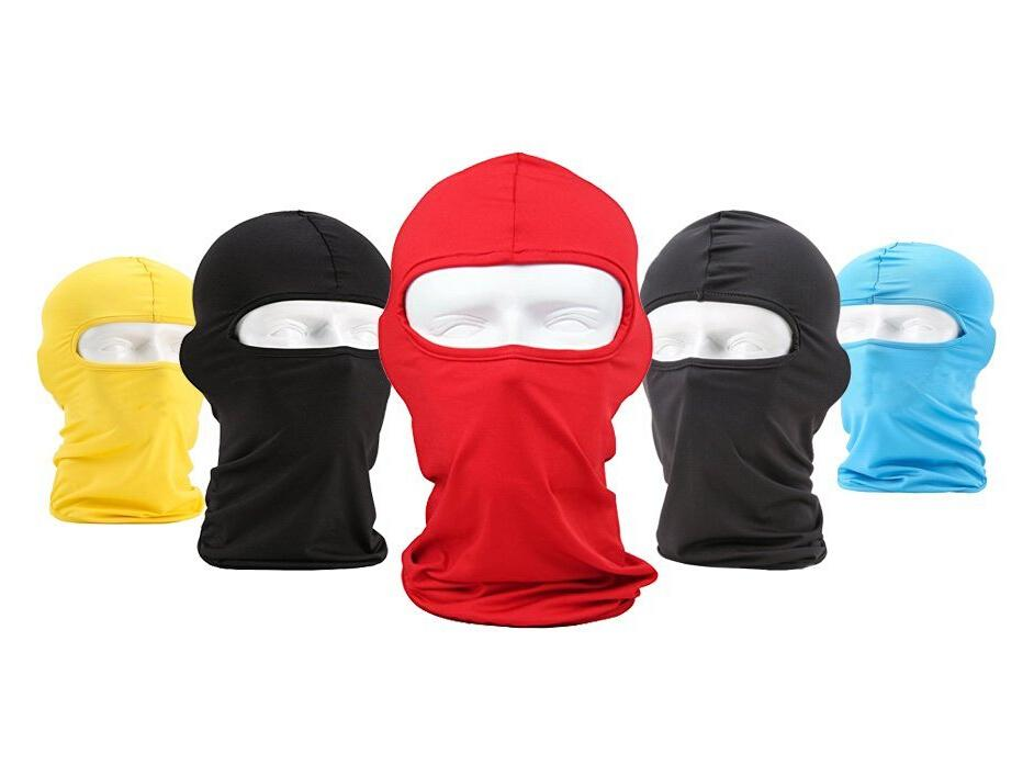 new Balaclava Ski Mask Multipurpose Face Mask Windproof Versatile Sports / Casual Full Face Motorcycle Mask for Riding,Skiing,Snowboard