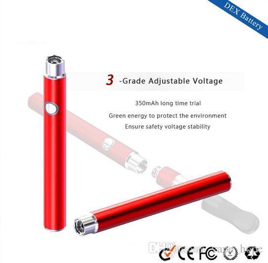 wholesale electronic e cigarette 350mah ego button vaporizer pen battery 280mah preheat o pen vape variable voltage touch battery