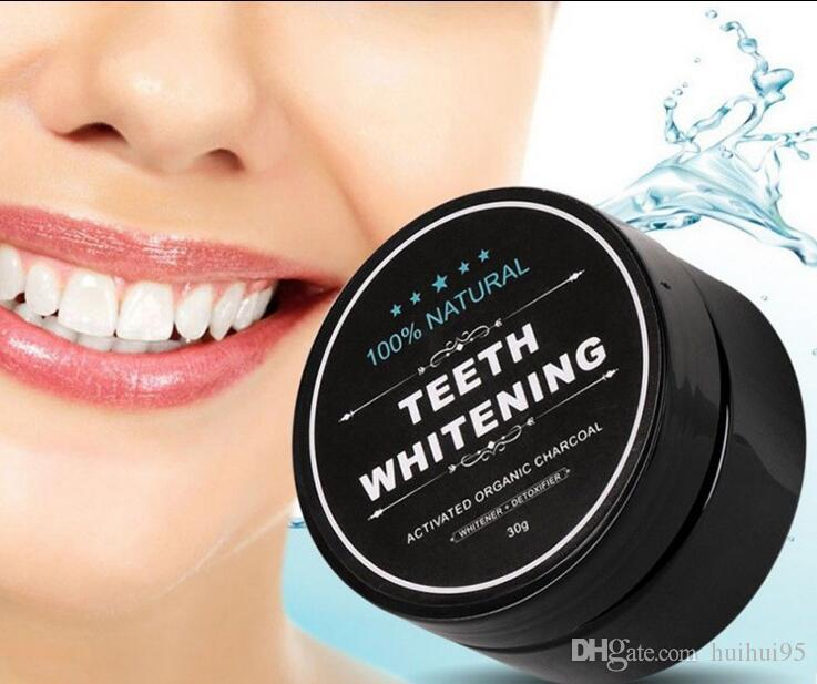 HOT Sale Teeth Whitening Powder Oral Hygiene Cleaning Packing Nature Activated Bamboo Charcoal Powder Food Grade Oral Care free ship