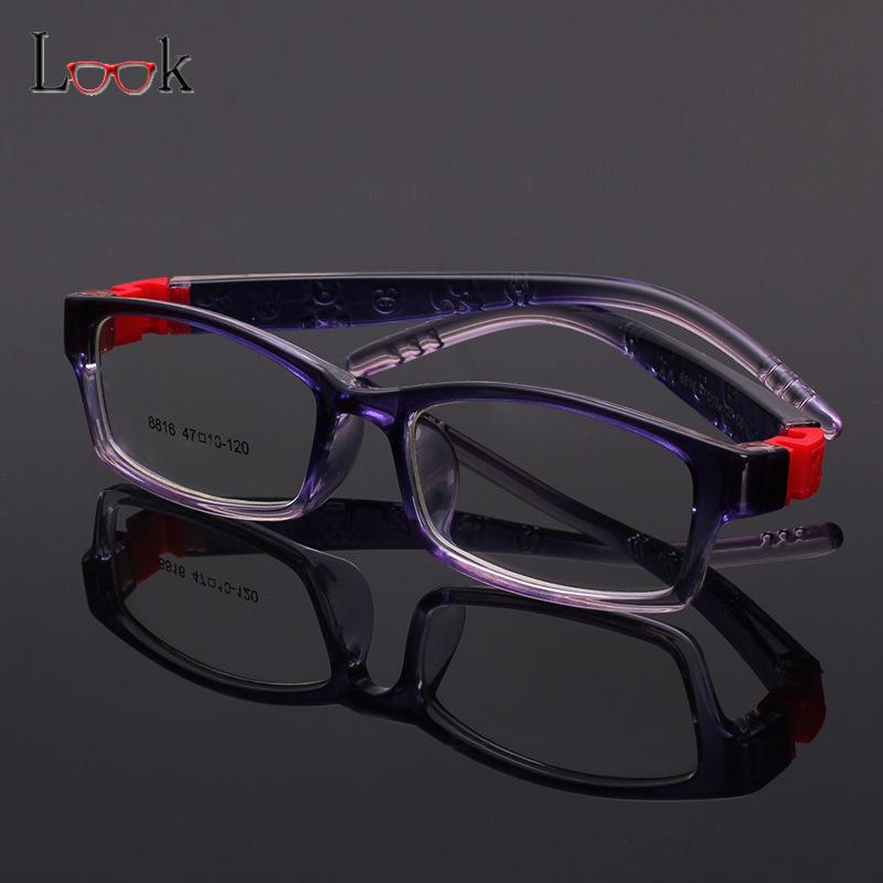 ef578440550 2019 Wholesale 2017 TR90 Children Optical Frame Eyewear Wholesale Eyeglasses  Sports Style Girls Boys Kids Glasses Frames Safe Material Silicone From ...