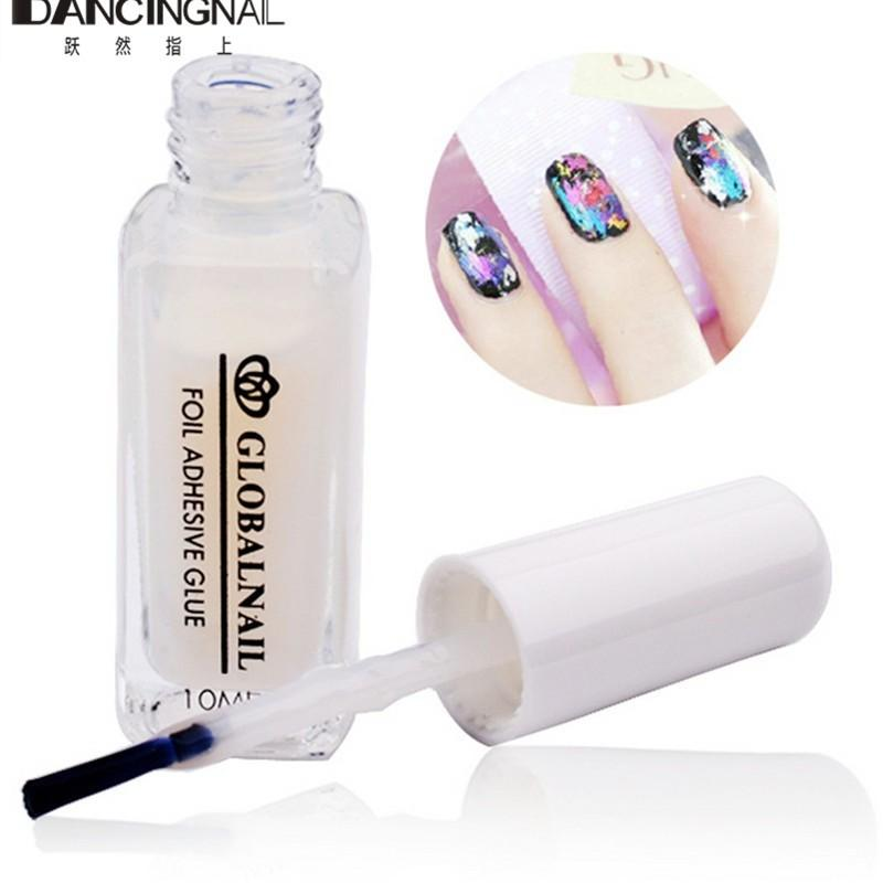 Wholesale Brand New 10ml Nail Art Glue For Adhesive Foil Sticker ...