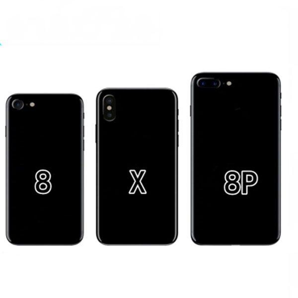 Stampo fittizio finto iPhone 8 8plus X Metallo fittizio manichino in plastica Modello di telefono cellulare Stampo falso solo display Manichino non funzionante Modello iPhone8