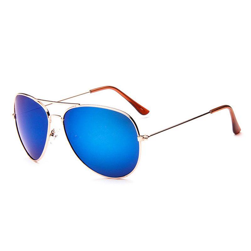 8f8fb66861 Classic Unisex Sunglasses Silver Gold Frame Men S Frog Sunglasses Fashion 2018  Spectacles Women Vintage Classic Men Eyeglasses Victoria Beckham Sunglasses  ...