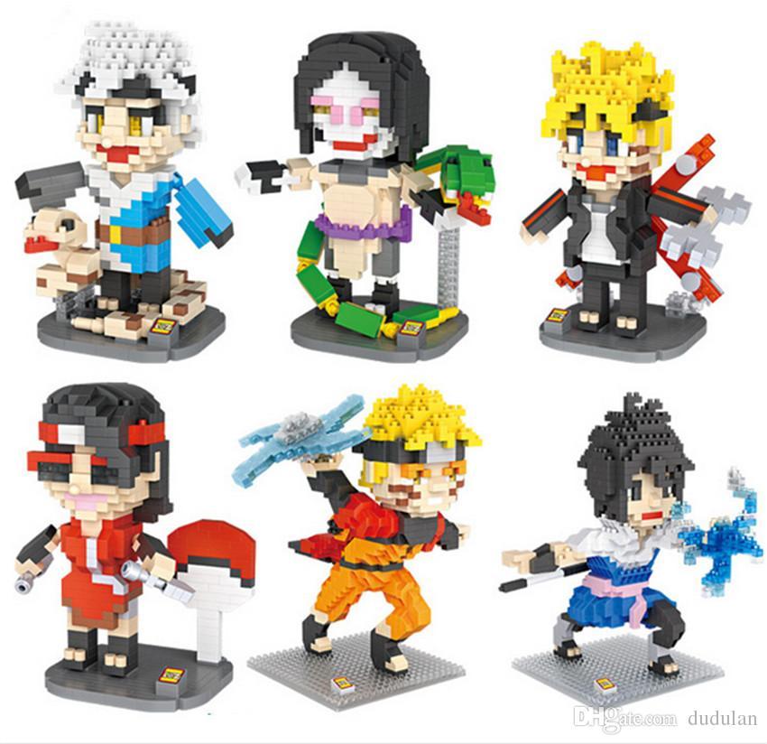 Naruto Building Blocks