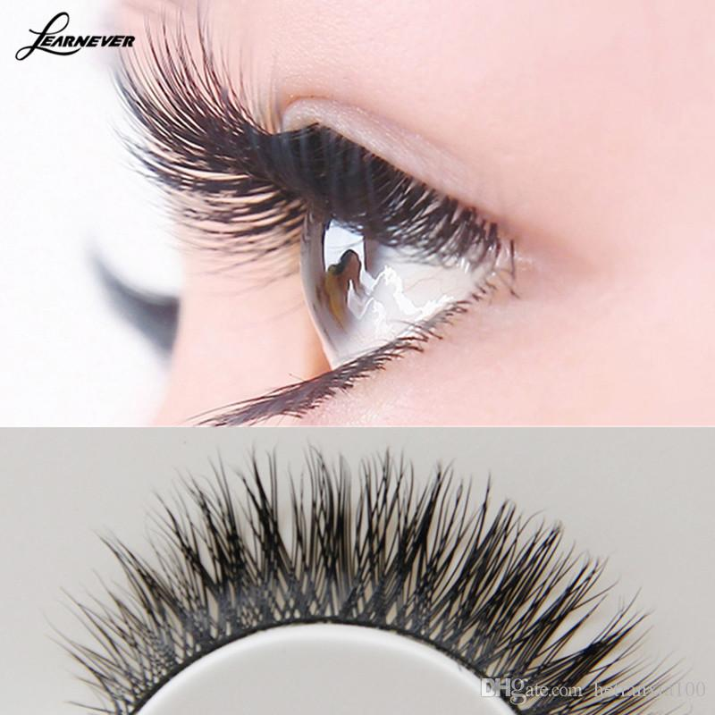 Handmade Water Mink Fake Eyelashes Thick New European And American