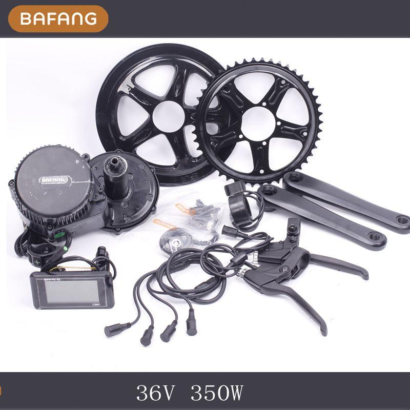 Bafang Bbs01 36v 350w Ebike Electric Bicycle Motor 8fun Mid Drive