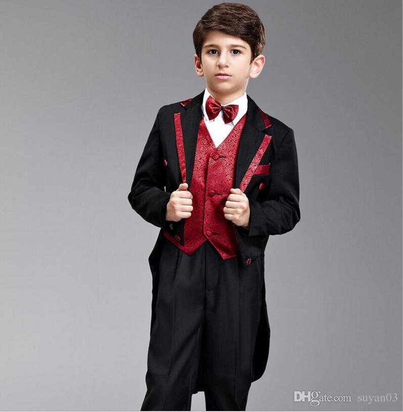 Boys Suits For Weddings Kids Prom Suits Wedding Suits For Boys ...